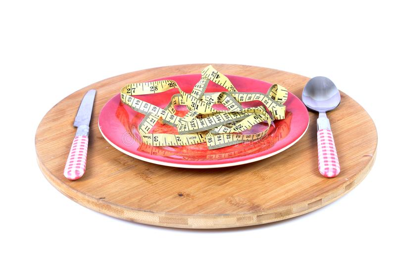 Healthy food plate royalty free stock photos