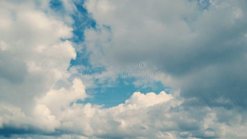 Beautiful sky stock photos