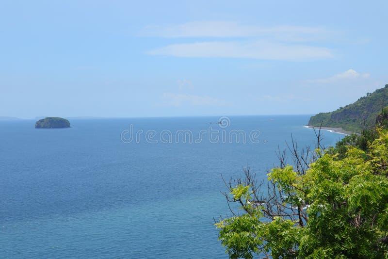 Calmness sea royalty free stock photography