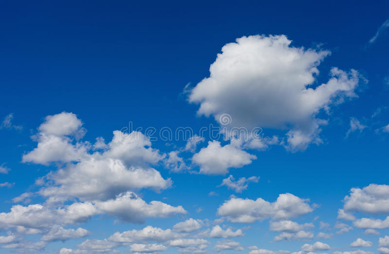 Download Beautiful Sky With Clouds Stock Photo - Image: 24702250