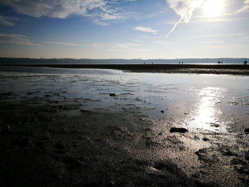 Download Beautiful sky stock photo. Image of nature, lake, autumn - 83715638
