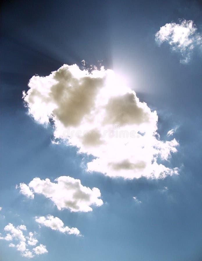BEAUTIFUL SKY royalty free stock photo