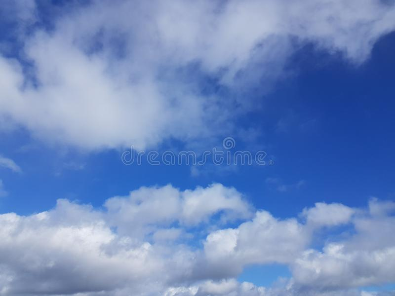 Beautiful sky sunrays and clouds, picturesque view with balloon. Beautiful sky sunrays and clouds, picturesque view with stock images