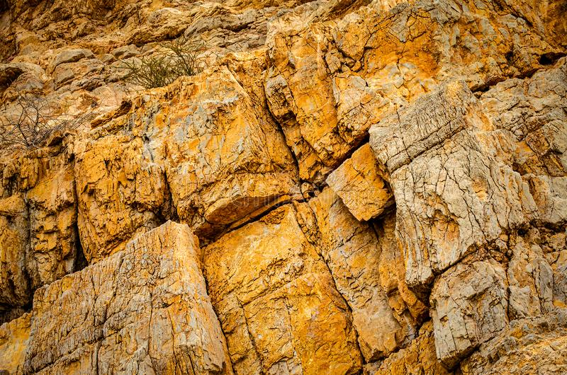 Orange Rock background royalty free stock images