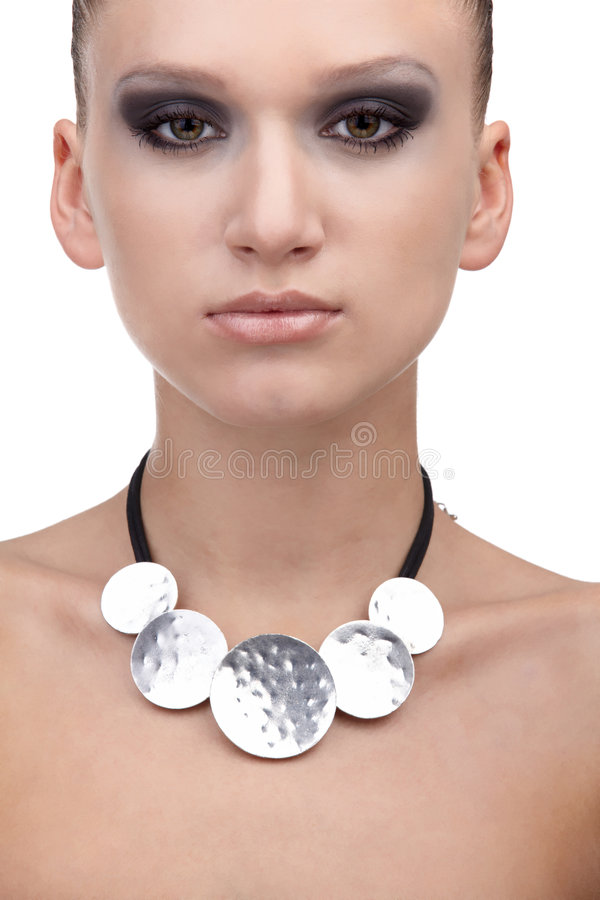 Download Beautiful Slavonic Model Stock Images - Image: 8397014