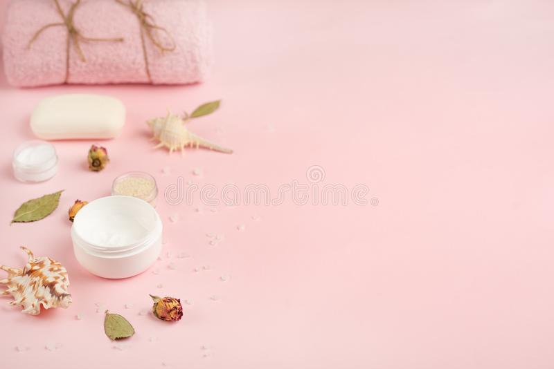 Aromatherapy Supplies Stock Photo Image Of Care