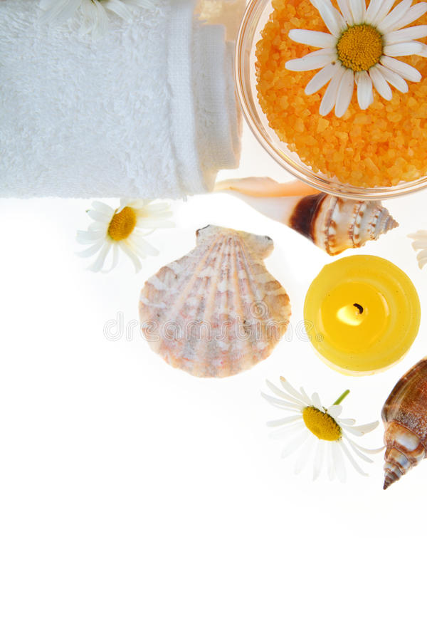 Download Beautiful Spa Setting Royalty Free Stock Photography - Image: 25542157