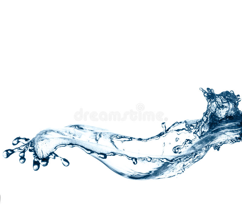 Free Beautiful Splash Of Pure Water Royalty Free Stock Images - 36644809