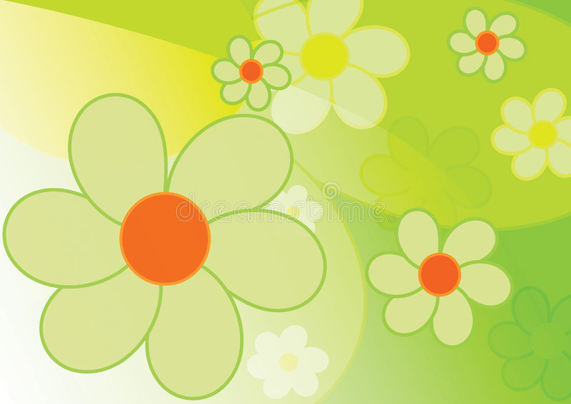 Download Beautiful Spring Background - Flowers Stock Illustration - Image: 782115