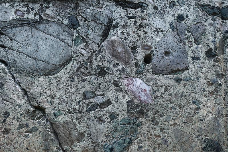 Beautiful stone texture. Crack on the surface of the stone close-up, background. Crack on the surface of the stone close-up, background. Empty space stock images