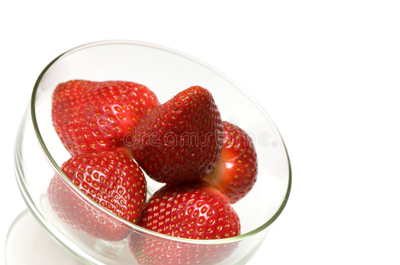 Download Beautiful strawberries stock image. Image of healthy, colorful - 7506821