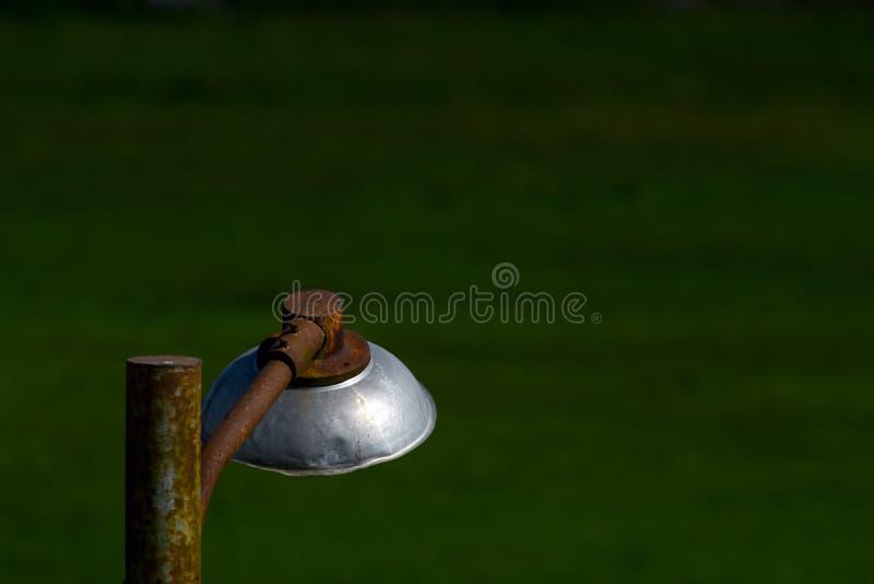 Street lamp object stock photograph royalty free stock photo