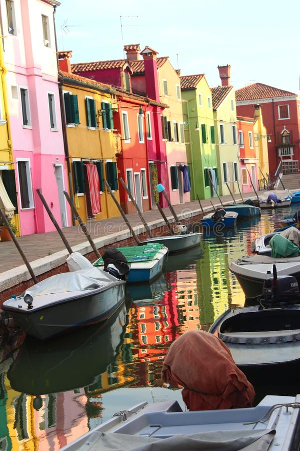 Beautiful summer in Venice Italy royalty free stock images