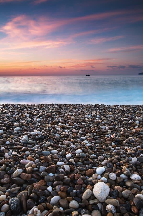 Download Beautiful Sunrise Above The Sea Stock Image - Image: 28914725