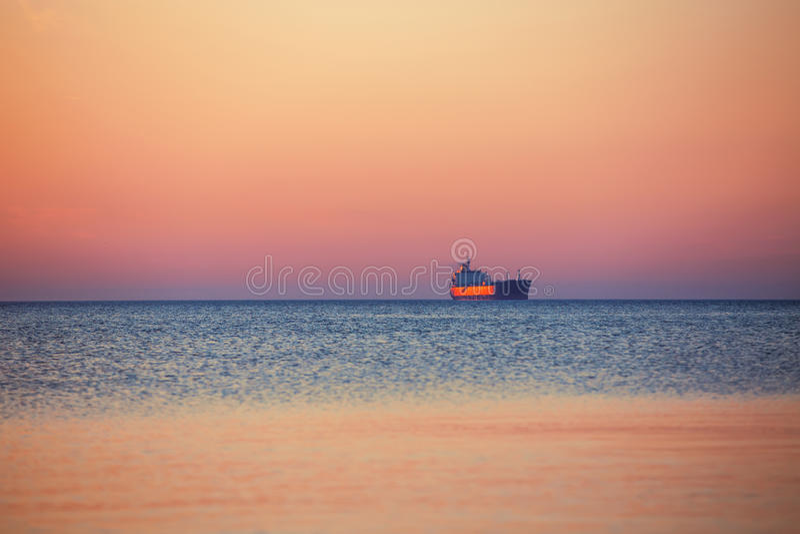 Download Beautiful sunrise stock image. Image of ocean, outdoor - 30893331