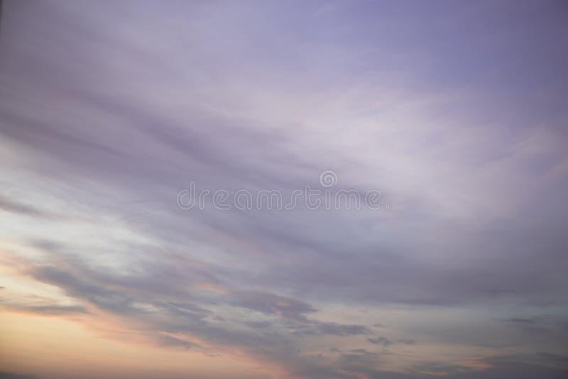 Beautiful sunrise sky in purple colors. Beautiful summer sunrise sky in purple colors, landscape, morning, travel, outdoor, horizon, background, beauty, nature stock photo