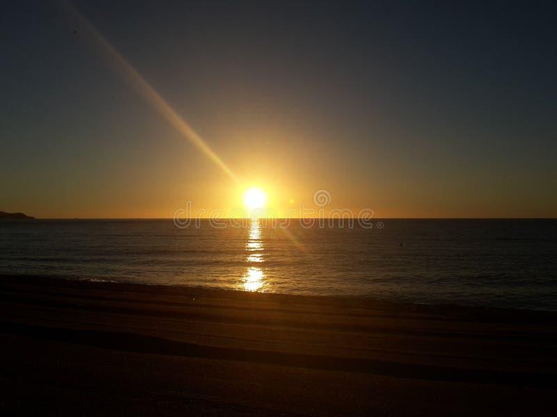 Beautiful Sunrise royalty free stock images