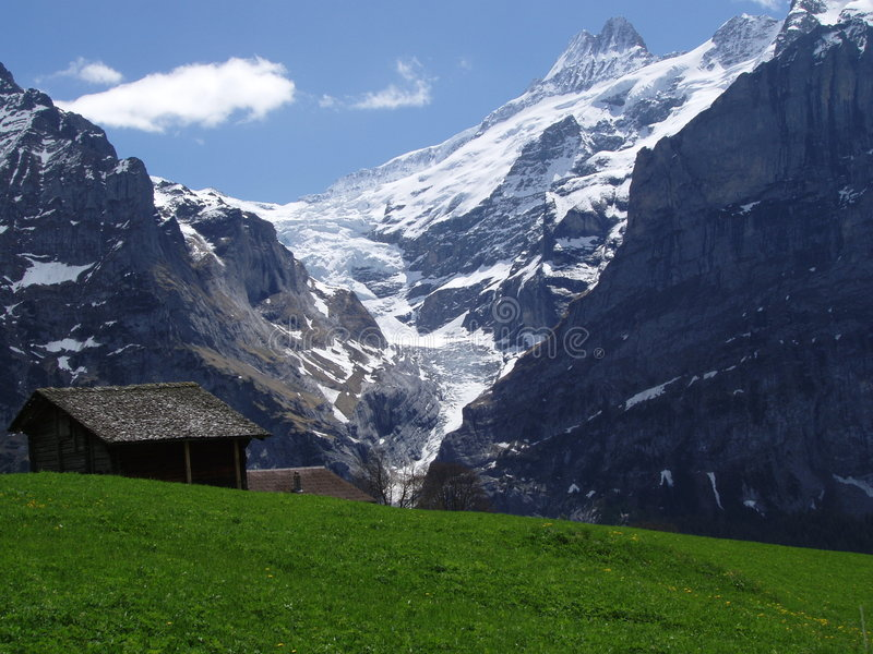 Beautiful Switzerland Stock Images