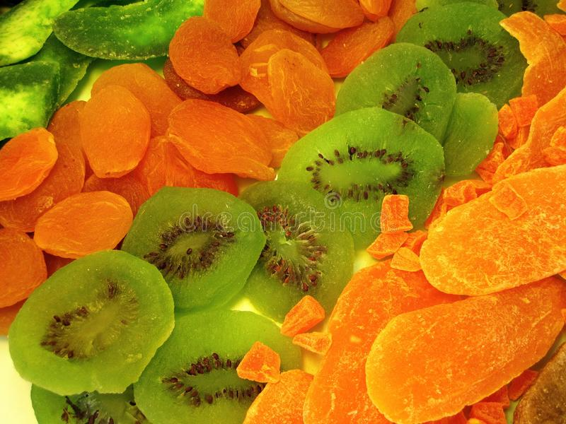 Beautiful tasty dried fruits ,can use as background stock photography