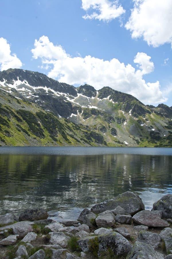 Beautiful Tatras. Beautiful sights in the national park in the Tatras royalty free stock photo