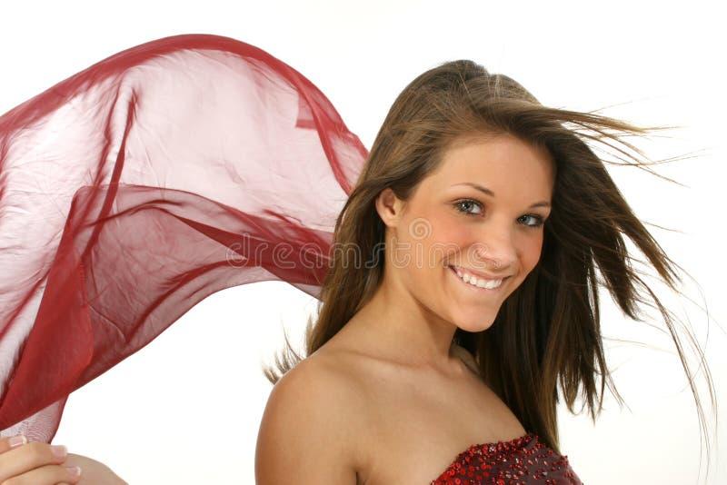 Beautiful Teen royalty free stock photos