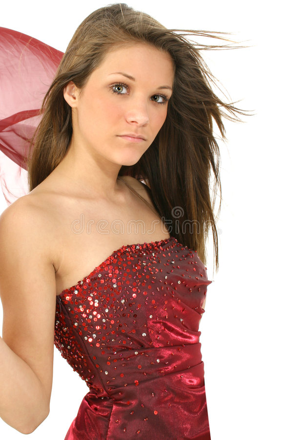 Beautiful Teen royalty free stock photography