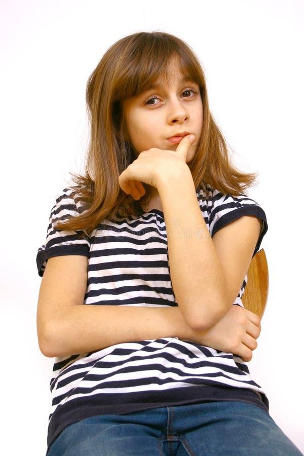 Download Beautiful teenager stock image. Image of natural, close - 4878217