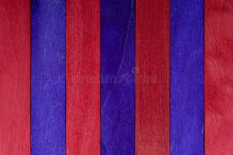 Beautiful Texture Of Natural Wood Slats In Purple And Red Colors Natural And Aged Appearance Stock Photo Image Of Blue Light 142719090