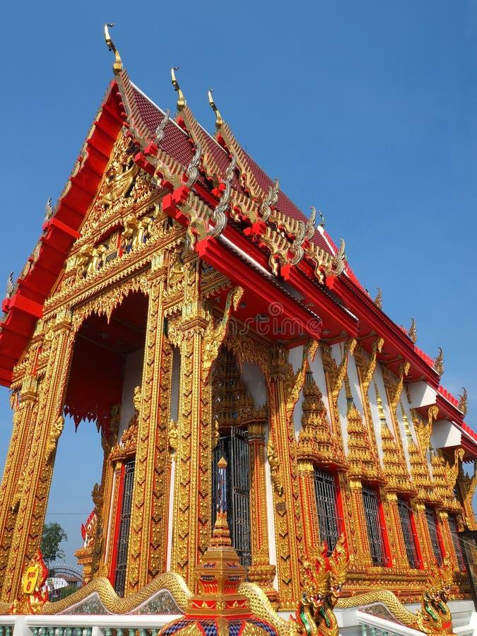 Beautiful Thai traditional architecture stock photos