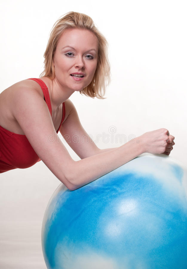 Download Beautiful Thirties Caucasian Fit Woman Stock Photo - Image: 19493984