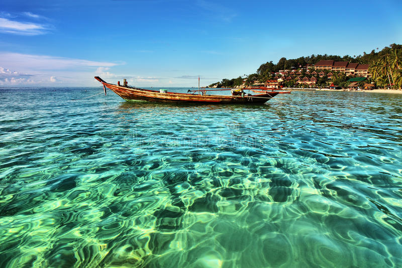 Download Beautiful tropical beach stock image. Image of journey - 17801311