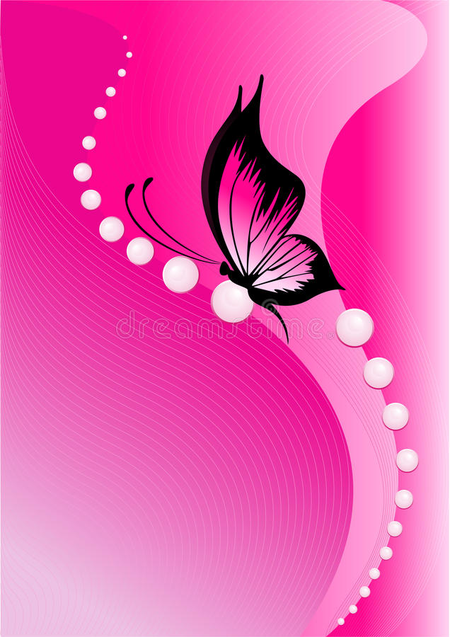 Download Beautiful Tropical Butterfly Stock Vector - Image: 10390860