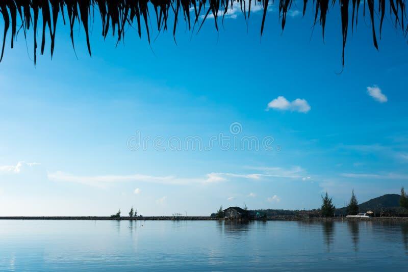 Beautiful tropical landscape stock photos