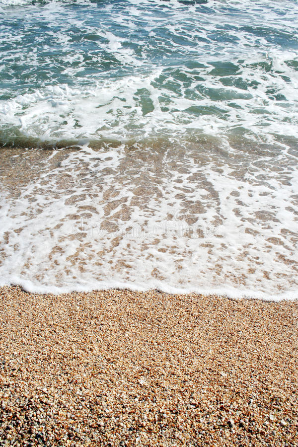 Download Sands Beach And Waves Of Crystal Clear Blue Waters Stock Images - Image: 29737364