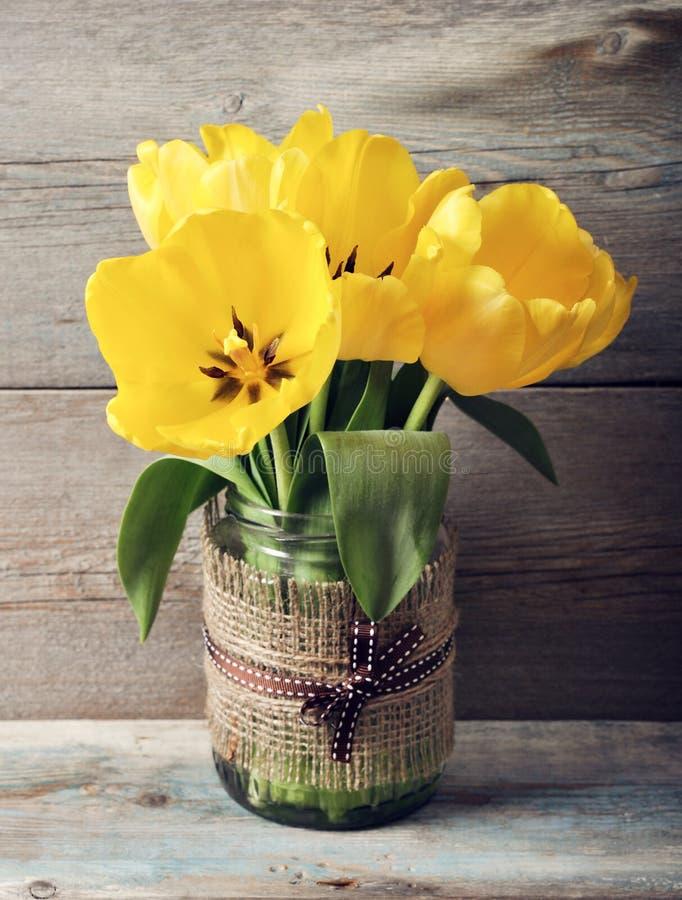 Download Beautiful tulips stock image. Image of arrangement, retro - 38876905