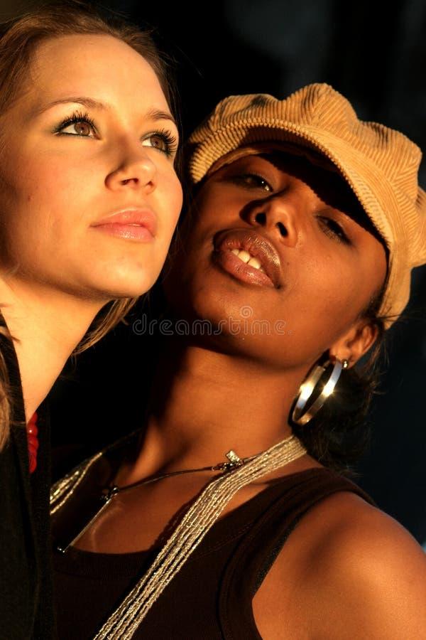 Download Beautiful Urban Women stock photo. Image of friend, person - 1599492