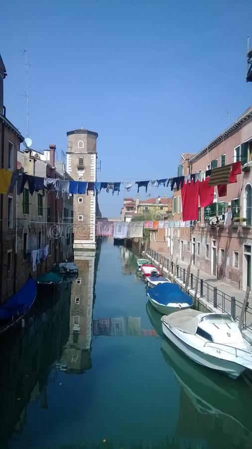 Beautiful venice italy royalty free stock image