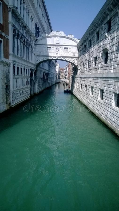 Beautiful venice italy stock images