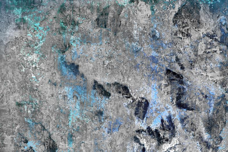 Very much dirty floor paint texture - beautiful abstract photo background. Beautiful very much aged floor cover texture - abstract photo background royalty free stock photography