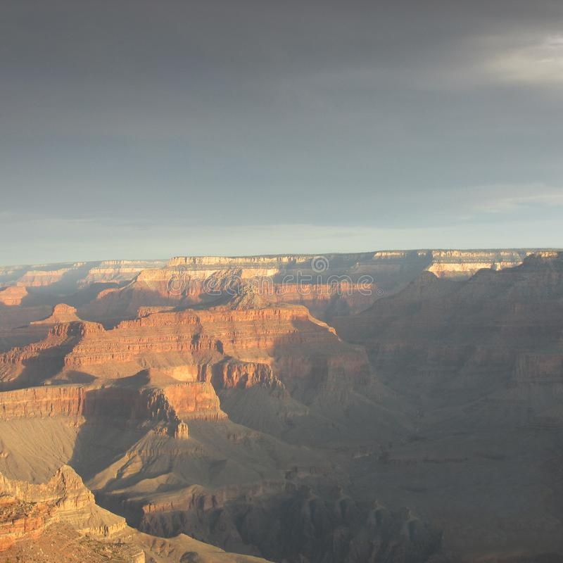 Beautiful view of a Grand Canyon National Park in Arizona stock photos