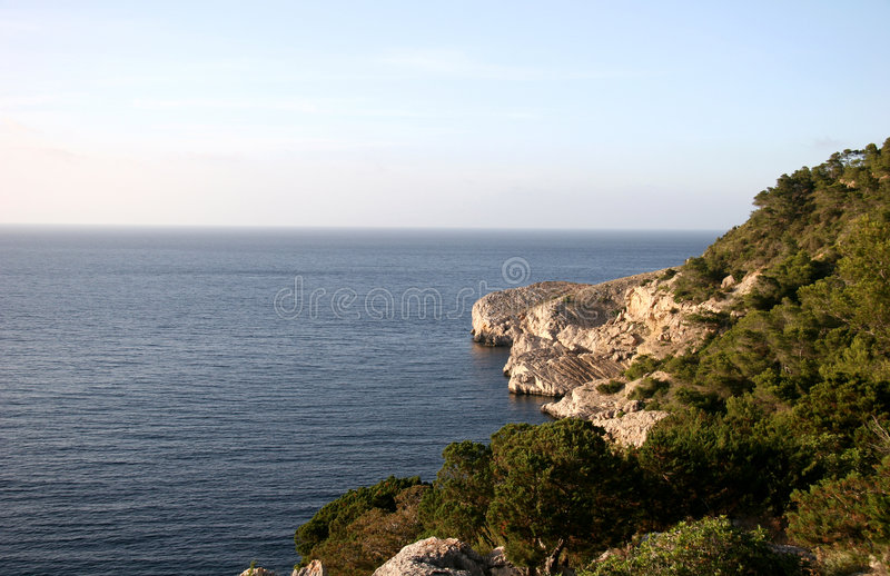 Download Beautiful View In Ibiza Stock Images - Image: 886614