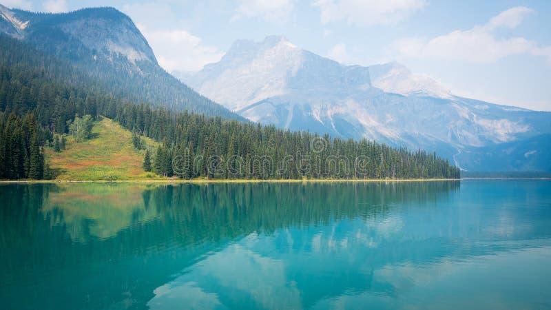 Emerald Lake, CANADA stock photography