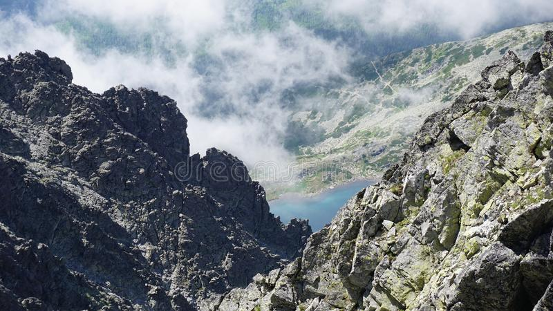 The best of the high Tatras mountains royalty free stock photos