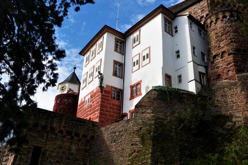 Map Zwingenberg Germany.Castle At Zwingenberg In Germany Stock Image Image Of Tourism