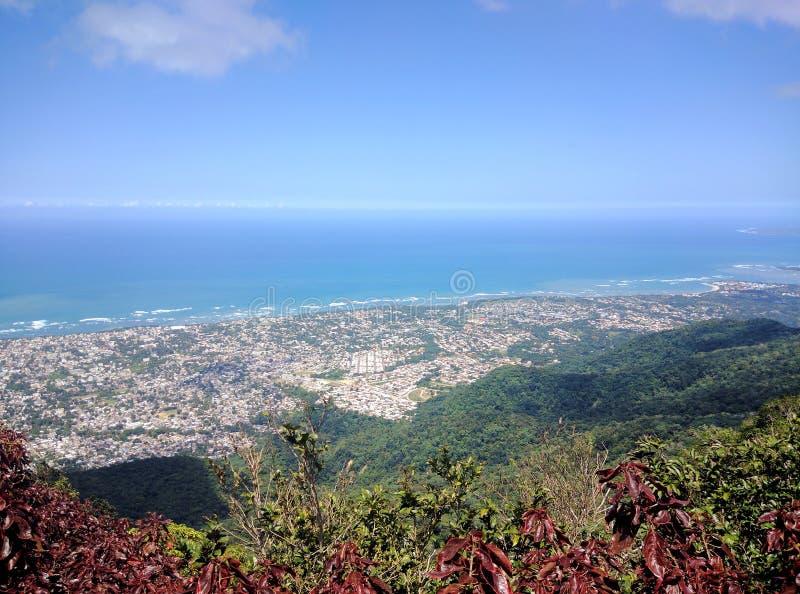 Beautiful view stock photo