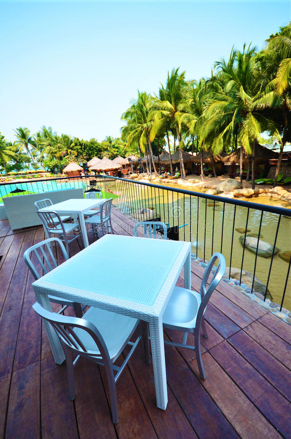 Download Beautiful View Of Restaurant Stock Photo - Image: 25189550