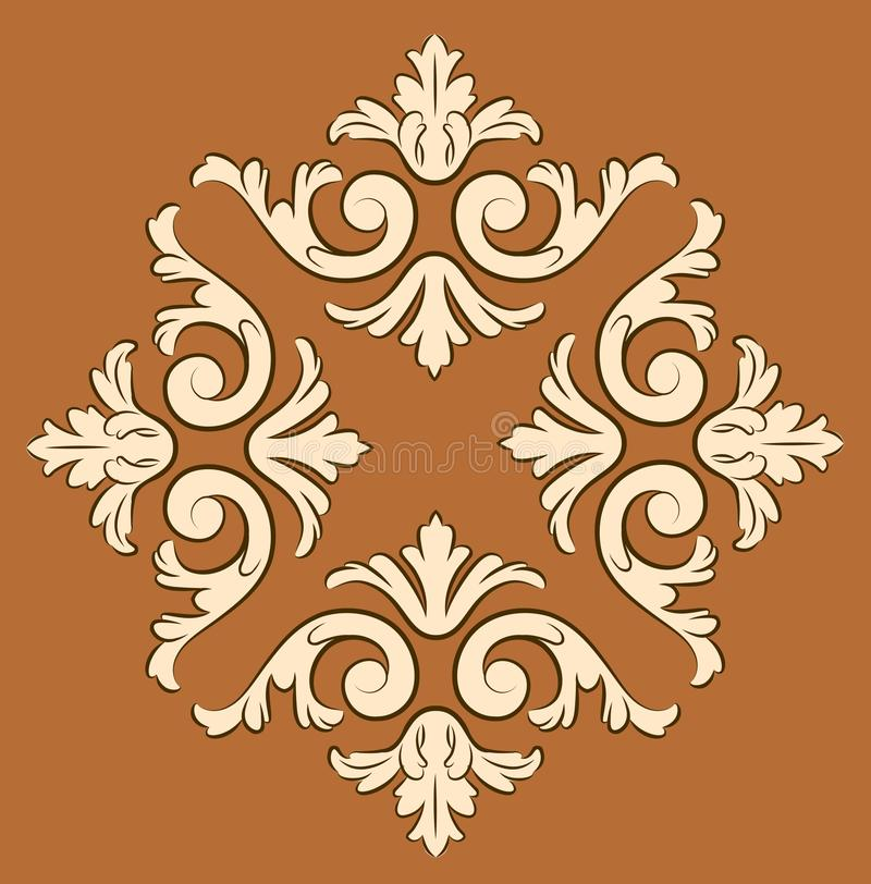Download Beautiful Vintage Background. Stock Vector - Image: 21496793