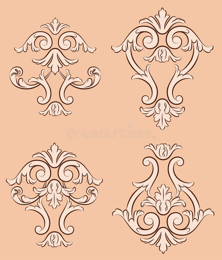Download Beautiful Vintage Background. Stock Photography - Image: 21496822