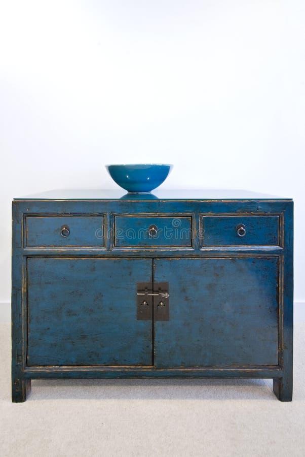 Beautiful vintage cupboard stock photos