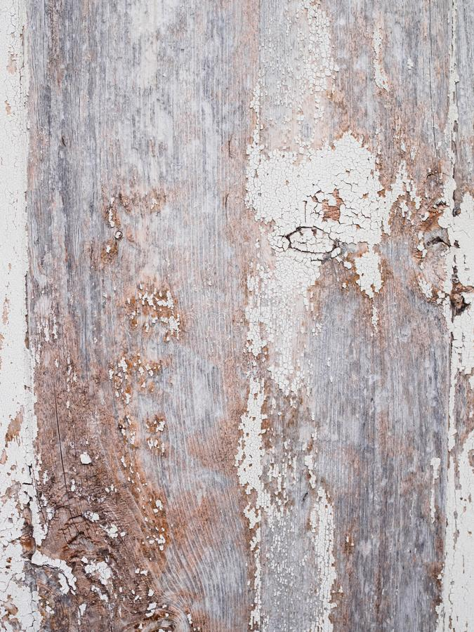 Beautiful vintage wooden background with cracked color stock images